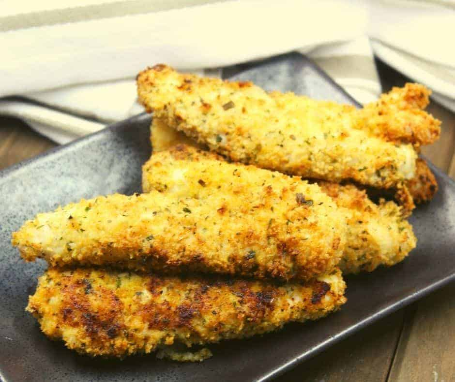 Air Fryer Ranch Chicken Tenders