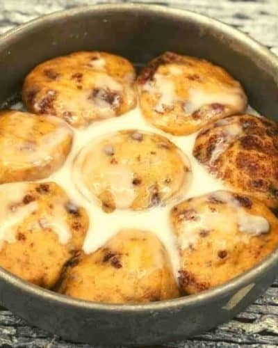 Instant Pot Pillsbury Cinnamon Rolls