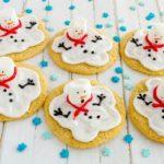 Air Fryer Melted Sugar Cookies