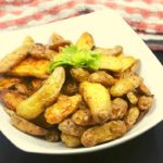 Air Fryer Fingerling Potatoes