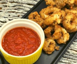 Air Fryer Calamari
