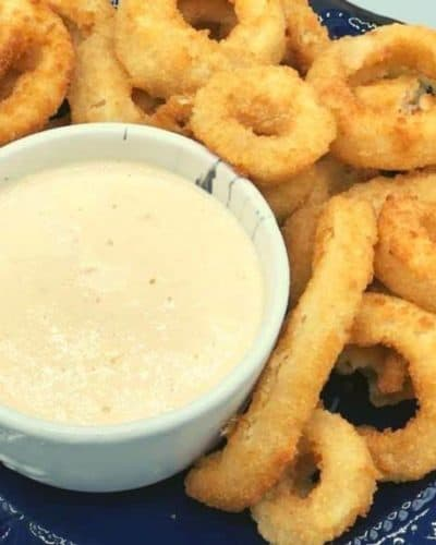 Outback Bloomin Onion Sauce