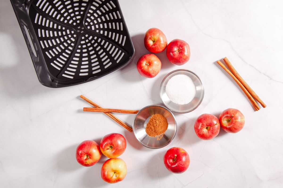 Ingredients Needed For Apple Chips