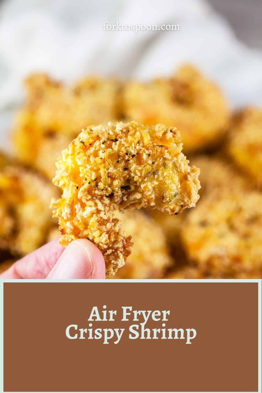 Air Fryer Crispy Shrimp