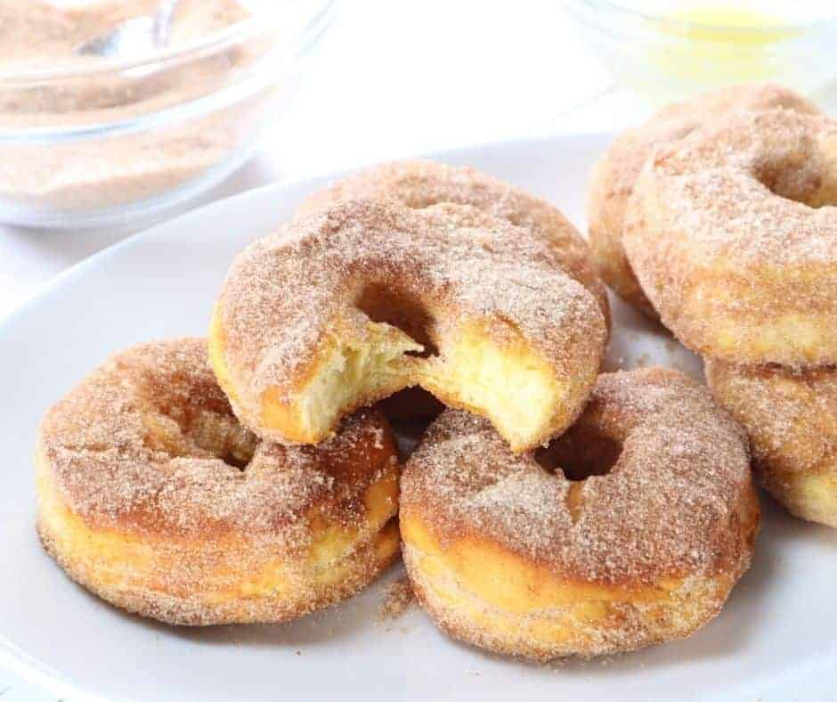 Air Fryer Cronuts