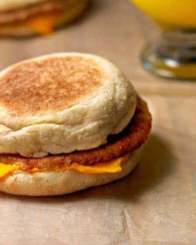 How To Cook Frozen Breakfast Sandwiches In the Air Fryer