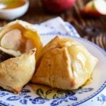 Air Fryer Apple Dumplings
