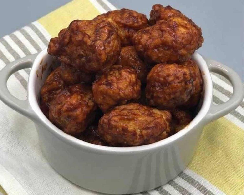 Air Fryer TGI Fridays Boneless Chicken Bites