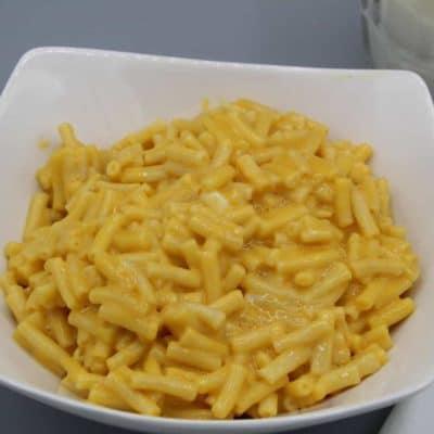 Ninja Foodi Boxed Macaroni and Cheese