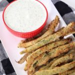 Air Fryer TGIF Friday's Green Bean Fries