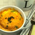 Air Fryer Vegetable Omelet