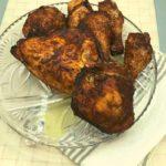 Air Fryer Brown Sugar Chicken