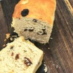 Air Fryer Cinnamon Raisin Bread