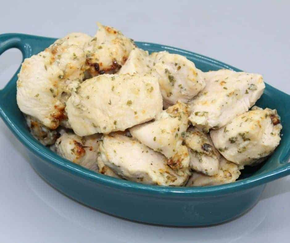 Air Fryer Ranch Chicken Bites