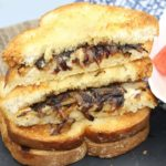 Air Fryer French Onion French Toast