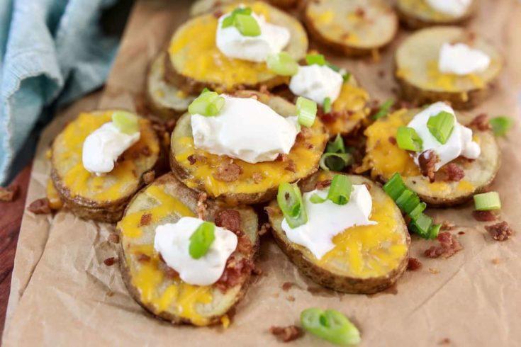 Air Fryer Easy Potato Skin Recipe