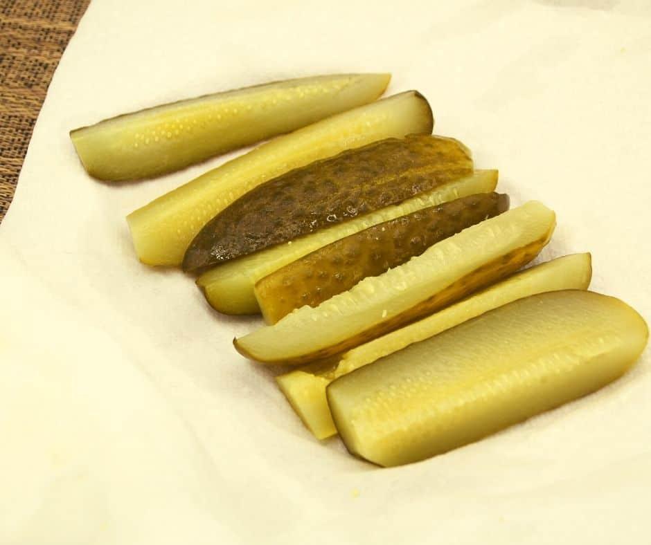 Drain Pickles