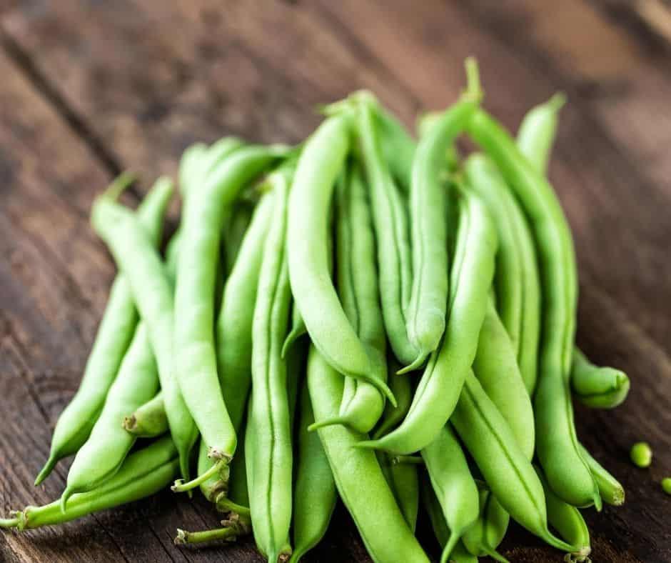 How To Make Air Fryer Green Bean Fries