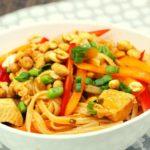 Ninja Foodi Chicken Pad Thai