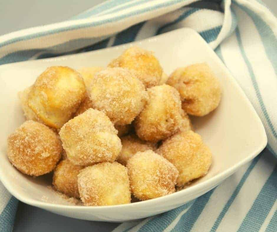 Air Fryer Donut Holes