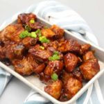 Air Fryer Pork Rib Tips