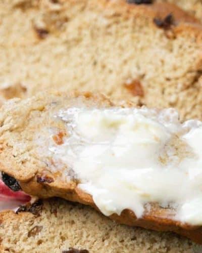 Air Fryer Irish Soda Bread