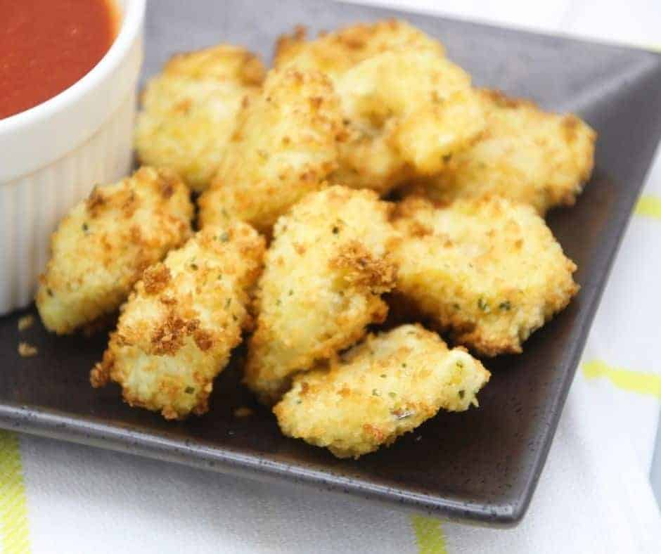 Air Fryer Easy Crispy Fried Tortellini