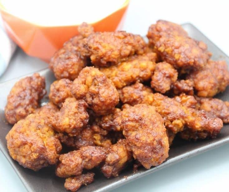 Air Fryer Honey BBQ Chicken Tenders