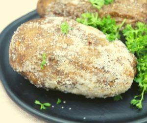 Air Fryer Syracuse Salted Potatoes
