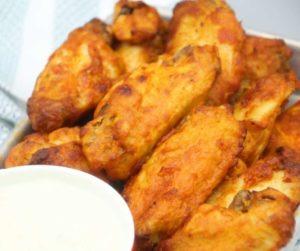 Air Fryer Tyson Chicken Wings