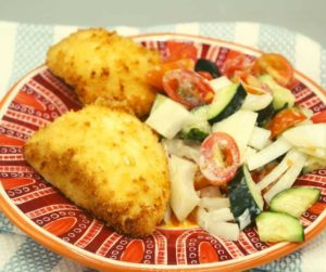 Easy Air Fryer Fried Chicken