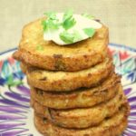 Air Fryer Trader Joe's Cauliflower Pancakes