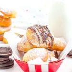 Air Fryer Pancake Batter Oreos