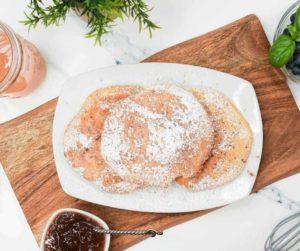 Air Fryer Fried Dough