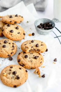 Air Fryer Copycat Doubletree Cookies