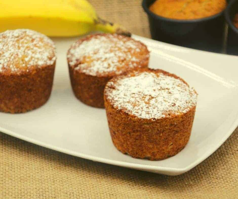 Air Fryer Trader Joe's Banana Bread Muffins
