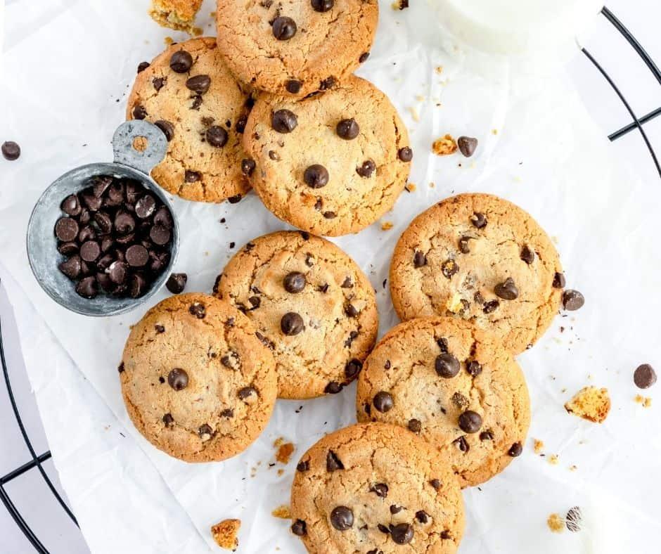 Air Fryer Doubletree Cookies