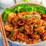 Air Fryer General Tso's Chicken Recipe