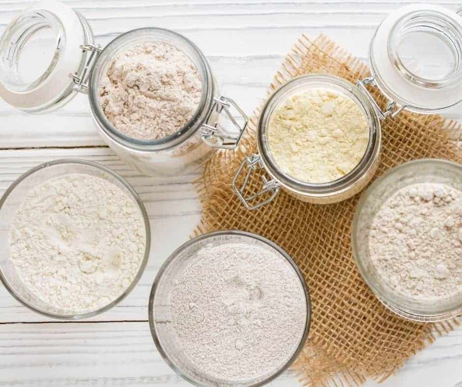 How to Make Self-Rising Flour