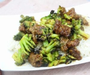 Frozen Beef And Broccoli In Air Fryer