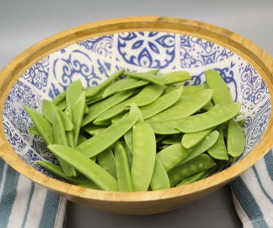 Ingredients In Pea Pods
