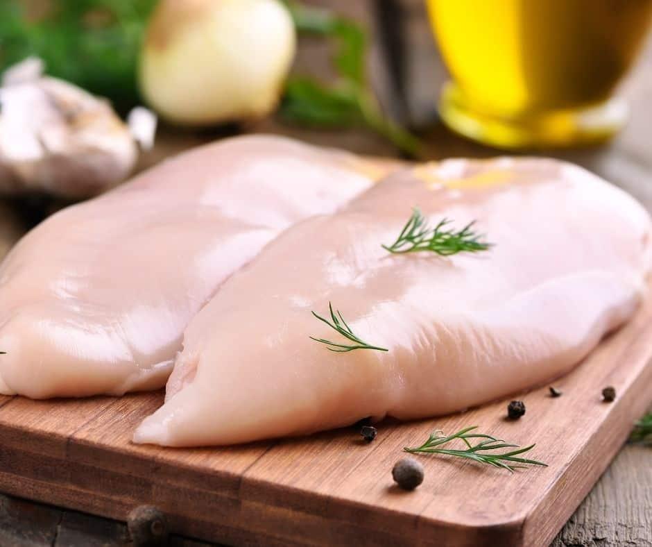 Chicken Breast Air Fryer Italian Dressing