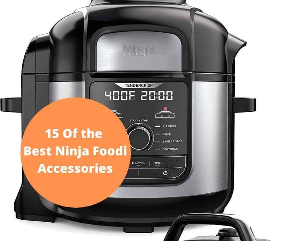 15 Of the Best Ninja Foodi Accessories