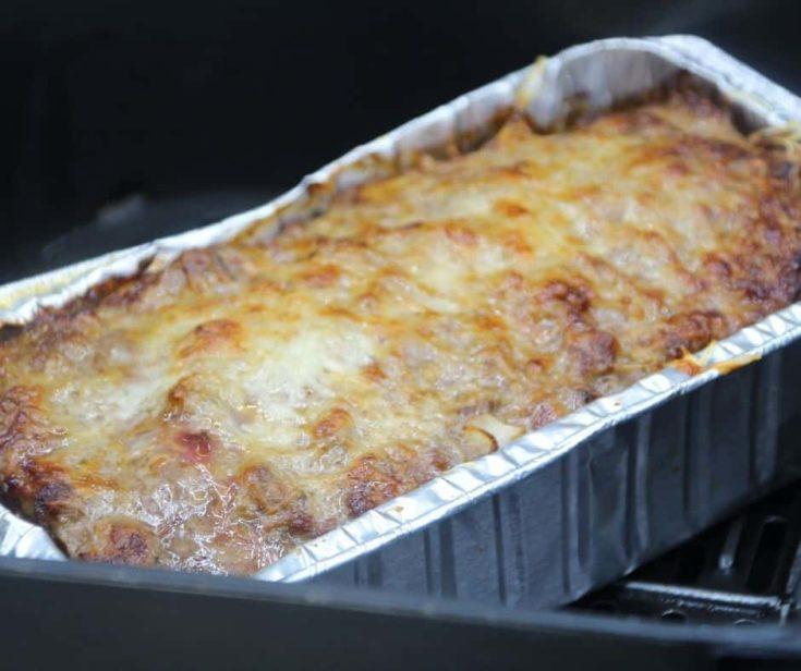Air Fryer Italian Meatloaf