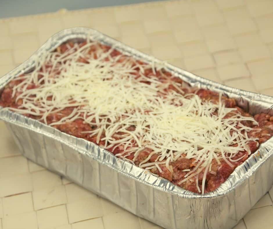 Air Fryer Meatloaf in Loaf Pan