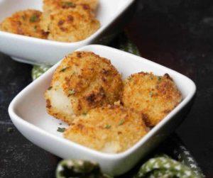 Air Fryer Potato Croquettes