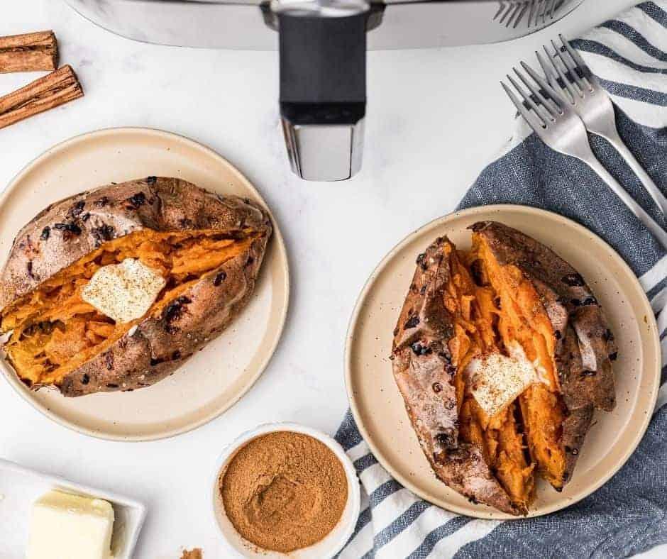 Air Fryer Weight Watchers Sweet Potatoes