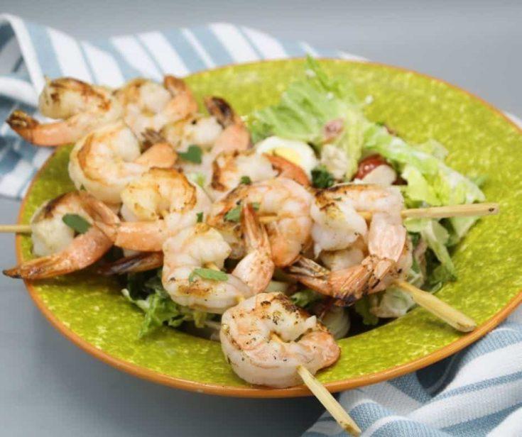 Blackstone Griddle Recipe Shrimp