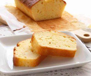 Air Fryer Sour Cream Pound Cake