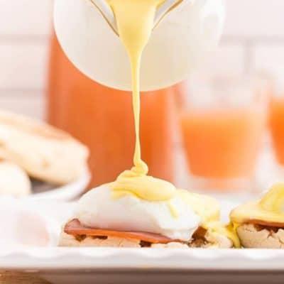 Air Fryer Poached Eggs
